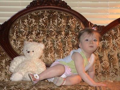 Savannah 15 months