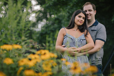 Allison + Mike's Engagement :: Hart's Brook Park :: Hartsdale, NY
