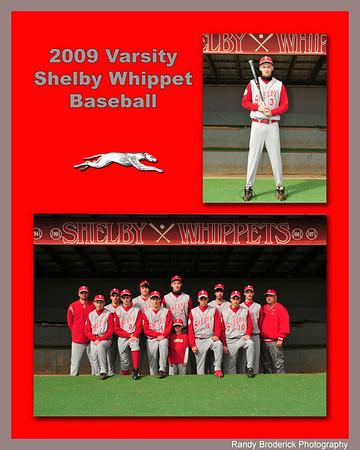 Shelby High School Varsity & Reserve Baseball 2009