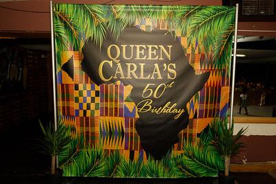 Carla's 50th Birthday