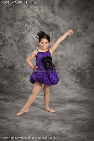 3 - Kinder Jazz Ballet - Thurs 4:15