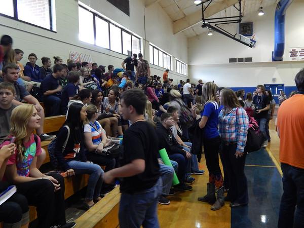 Branford High School FCAT Pep Rally