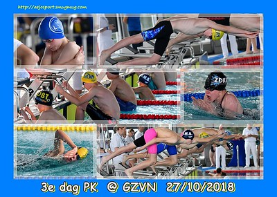 3e Dag PK Limburg @ GZVN Genk  27/10/2018 (deel 1: vm)