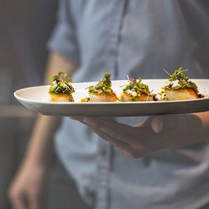 4112 Sabores del mediterraneo catering by the venue