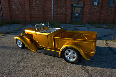 Don Smith's Roadster Pickup