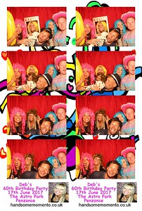 Deb's 60th Birthday Party at The Astro Park, Penzance 17-06-17