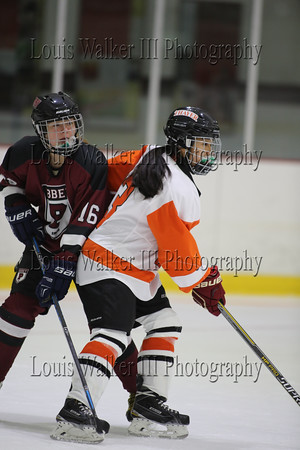 2015-2016 Girls Prep School Hockey