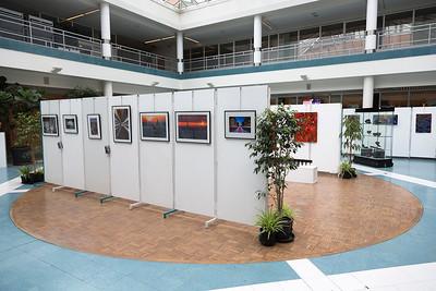 Expo Ars Varia » - Espace Delahaut – Evere 04/2018