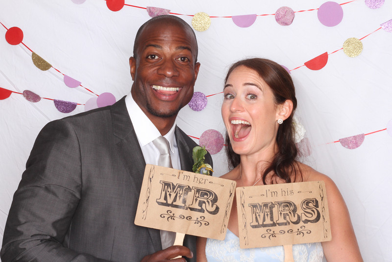 Alex and Jacques Photobooth