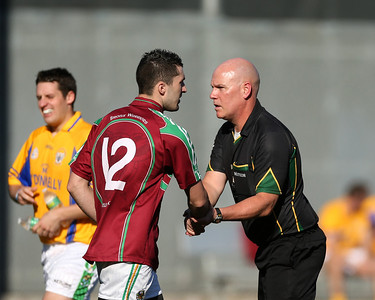 Gaelic Park Football Senior Championship Leitrim v Kerry 130929