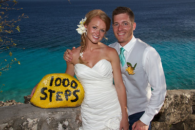 Bonaire - July 2013 (Wedding Day)