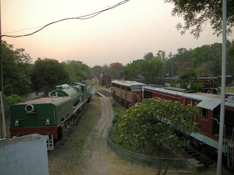 Delhi: National Rail Museum