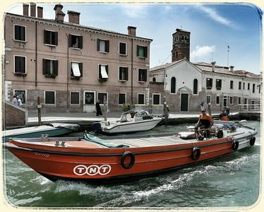 Venice, July 2014  - Monday