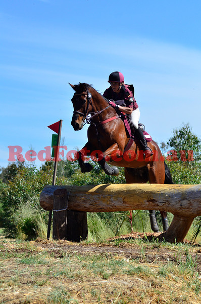2012 10 20 Swan River Horse Trials Brookleigh CIC CrossCountry 2 Star