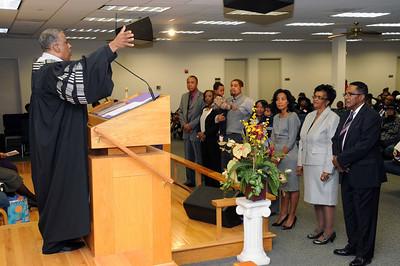 11/20/2011 -- 10:45am -- Pastor's Anniversary