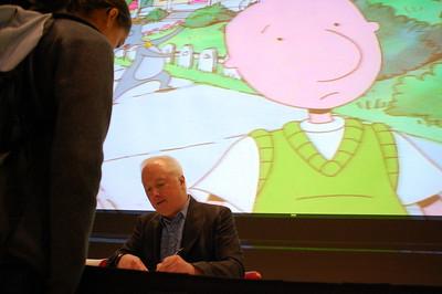 """Jim Jinkins, creator of """"Doug"""" - April 8, 2010"""