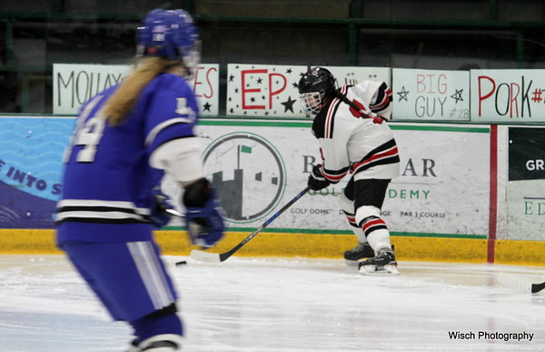 2019 Girls HS Hockey EP v Mntka