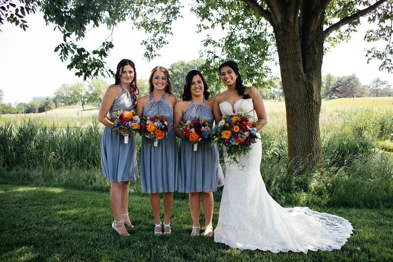 LeCapeWeddings Chicago Photographer - Renu and Ryan - Hilton Oakbrook Hills Indian Wedding -  271.jpg