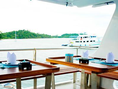 MV Peterpan Thailand Liveaboard