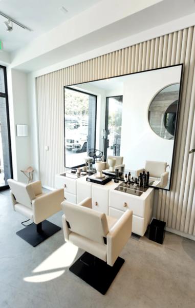 Bright Luxury Modern Hair Salon, Weho