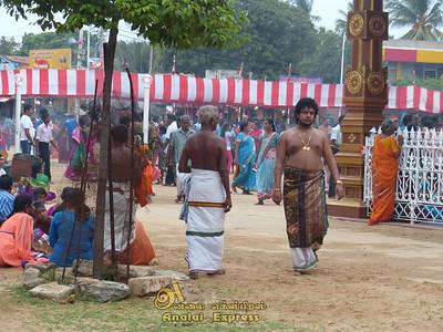 நல்லூர்க்கந்த சுவாமி ஆலய 19ம் நாள் திருவிழா...........