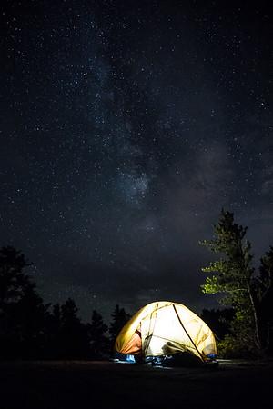 MINNESOTA NIGHT SKY