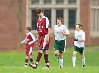 Boys' Thirds Soccer
