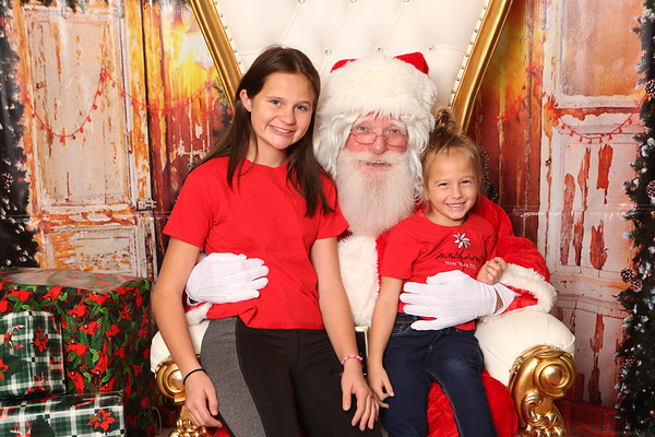 Orlando Health Breakfast with Santa 12-7-2019