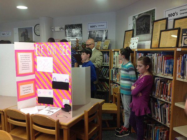 Invention Judging and Invention Convention Celebration