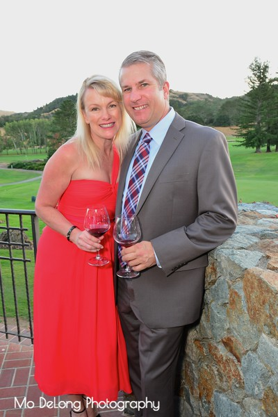 Nicole Valencic and Norm Augustin