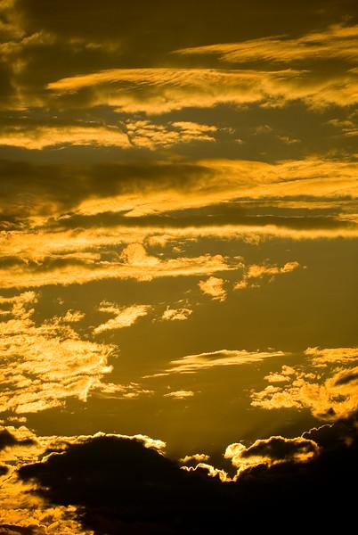 2007 Colorado Trip - 1st Night Sunset