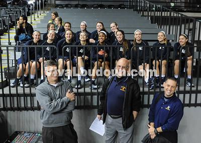 Girls State Semi-Finals Midloathian vs Loudoun County (by Gary Sousa)