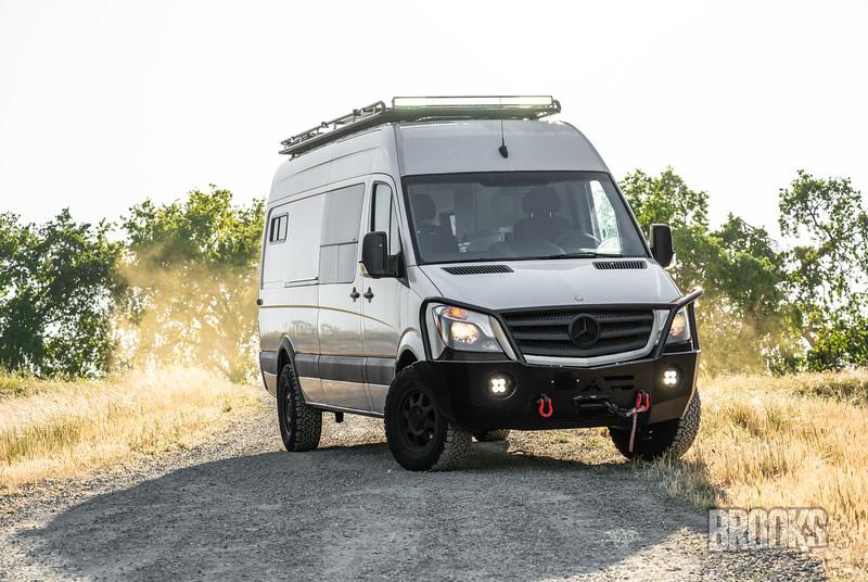 MBZ  Van for  Tory
