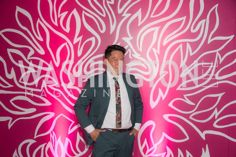 Albert Pootie Ting, The Phillips Collection, Annual Gala Afterparty, Contemporaries Bash, Union Market Dock 5. May 10, 2019, Photo by Ben Droz.