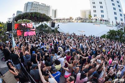 2018.3.22 - Kaskade's Sunsoaked at 1 Hotel, Miami