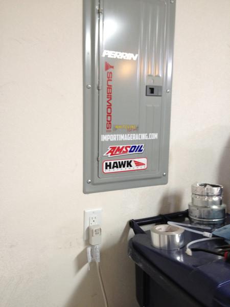 Garage AC