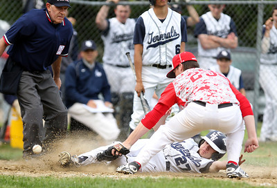 Masco vs Hamilton-Wenham CAL Baseball