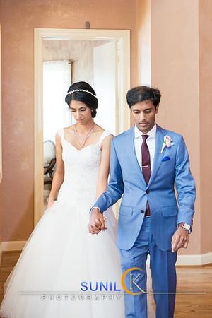 Joe & Annie Wedding Reception