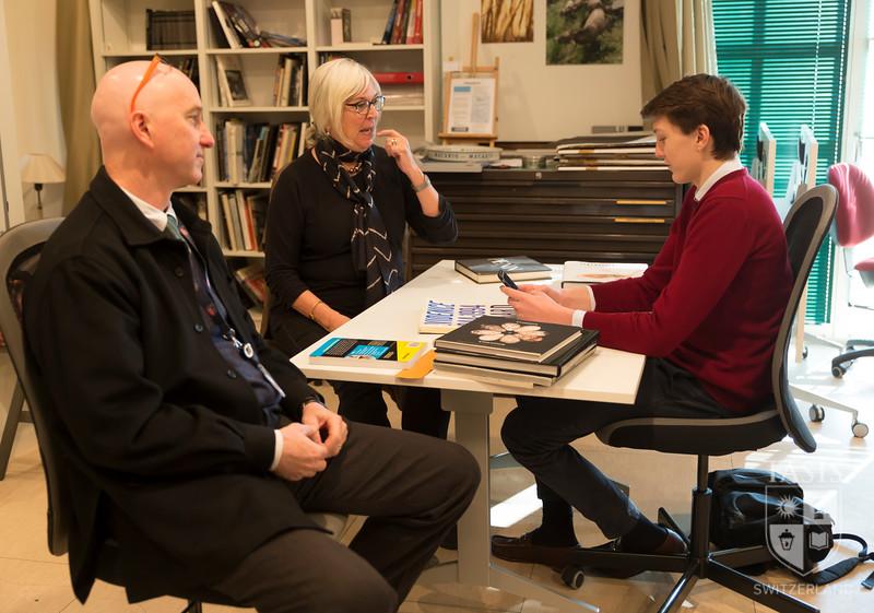 TASIS Senior Humanities Program