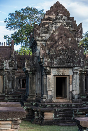 Banteay Samre and Banteay Kdei Temples