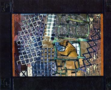 Sara's Gina Art Work(Feb. 2005)