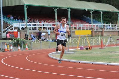 5000m final