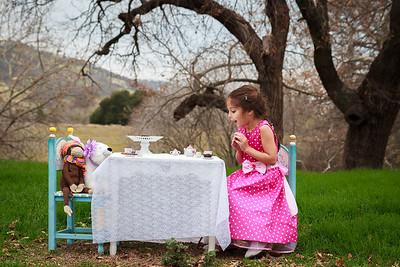 Sophia's Tea Party