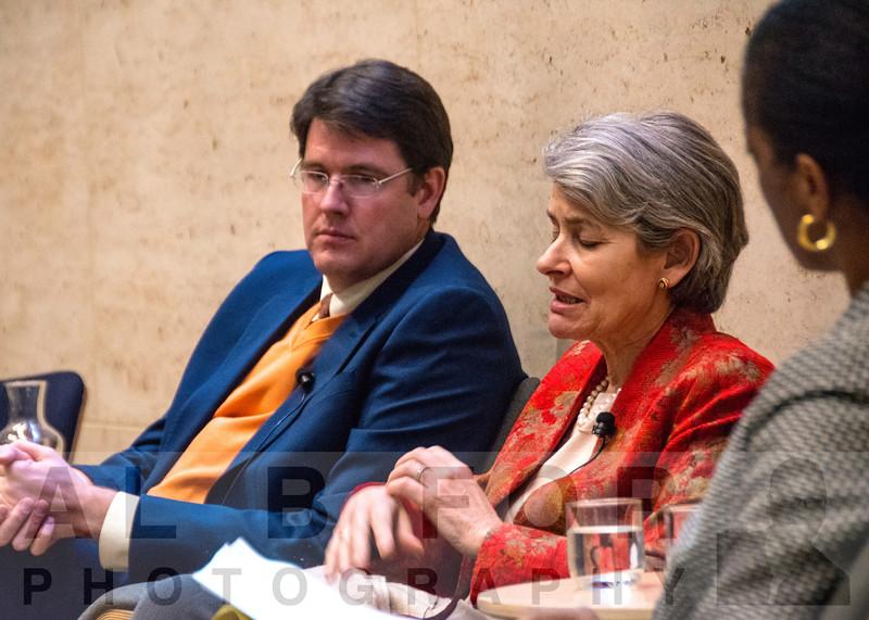 Jan 31, 2018 Cultural Lens featuring Irina Bokova