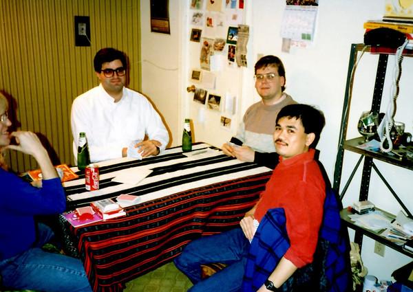 Urbana-Champaign, 1986-1993