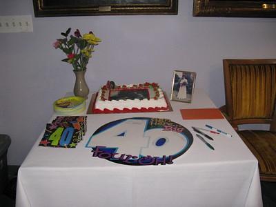 Bonnie's 40th Birthday Party - 11/30/2008