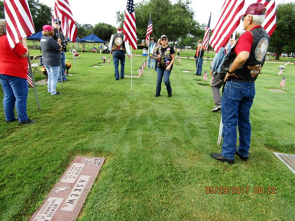 Bluebonnet Hills Funeral Home and Memorial Park Memorial Day Celebration (NON FUNERAL - SYMBOLIC EVENT) - 05/29/2017