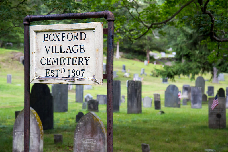 Boxford Village Cemetery