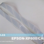 SKU: EPSON-XP600/CABLE, A Set of Two Data Cables for EPSON XP600 Printhead