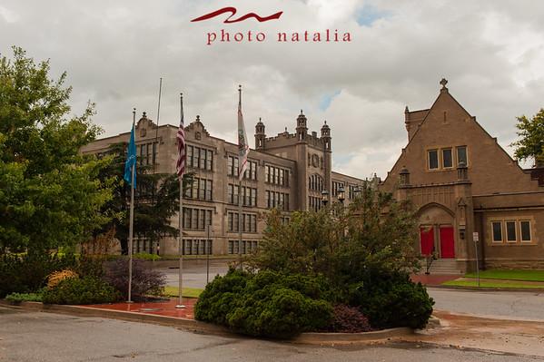 Downtown OKC 2012